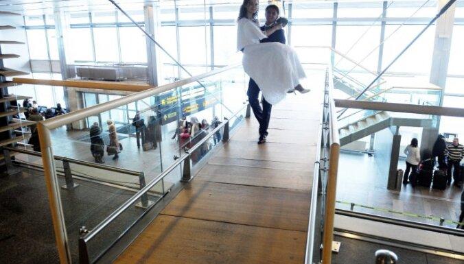 За год в Ирландии 108 латвийцев заключили браки с иностранцами