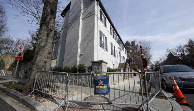 Trampa meitas Ivankas ģimene nokaitinājusi elitārā rajona kaimiņus