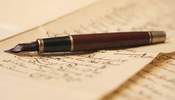 Apkopoti latviešu dzejnieku darbi krievu valodā
