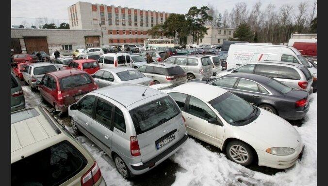Предлагают отменить пошлину за регистрацию авто