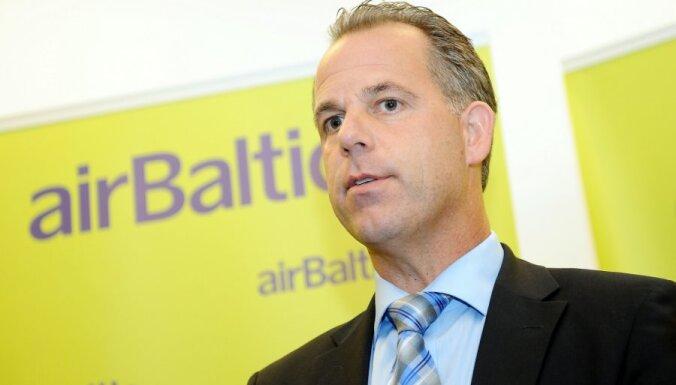 Gauss: 'airBaltic' zaudējumi pērn pārsniegs 60 miljonus latu