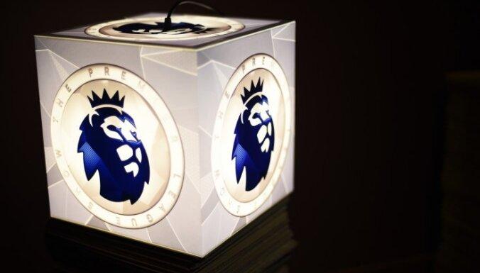 BBC sporta raidījuma studijā izmantots Latvijā radīts gaismas objekts