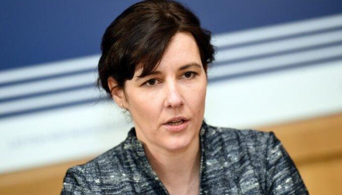 Arī finanšu ministre uzskata, ka par mediķu algu pieaugumu jālemj jaunajai valdībai