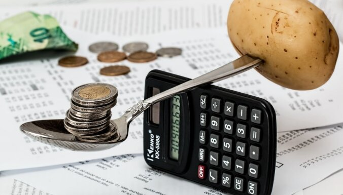 Среднегодовая инфляция в Латвии в 2020 году составила 0,2%