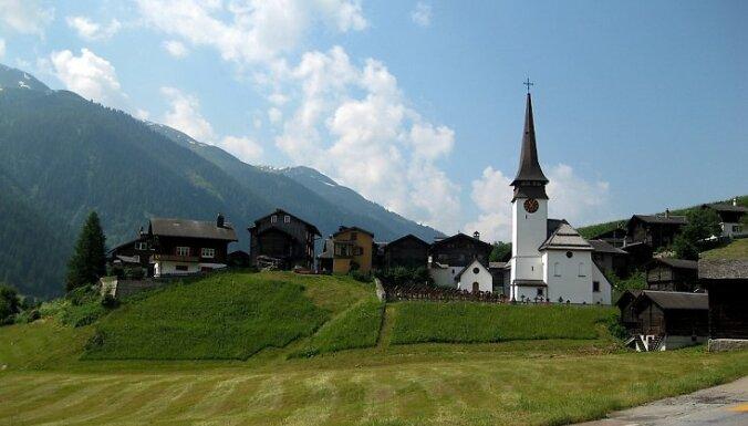 Швейцария проведет референдум о введении квот на иностранцев