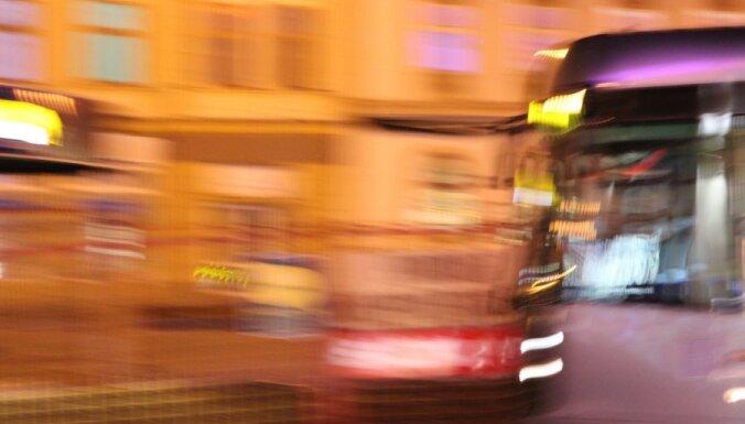 Опасные перекрестки Риги: пересечение набережной 11 Ноября и ул. 13 Января