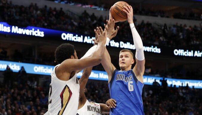 NBA spēlētāji piektdien drīkst sākt individuālos treniņus klubu treniņu vietās
