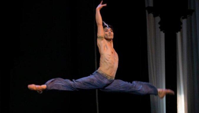 Jūrmalā uzstāsies baleta zvaigznes no Slovēnijas