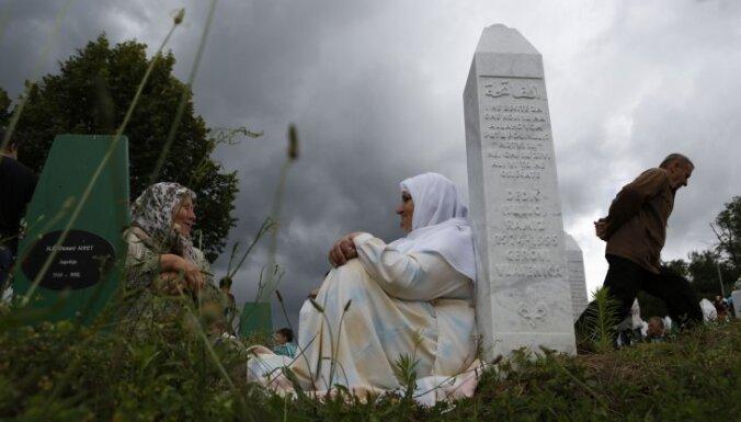 Суд возложил часть вины за резню в Сребренице на Нидерланды