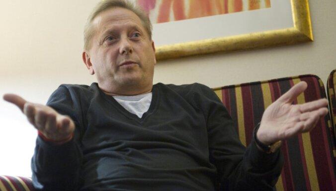 """Романов: """"Жальгирис"""" из колеи выбила деревенская игра в Риге"""