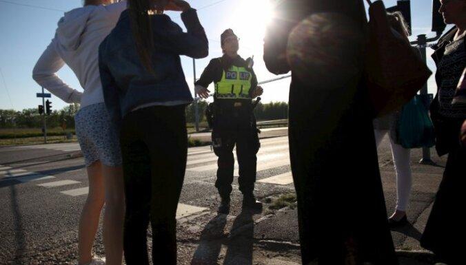 Gēteborgā eksplodē auto; četri bojāgājušie