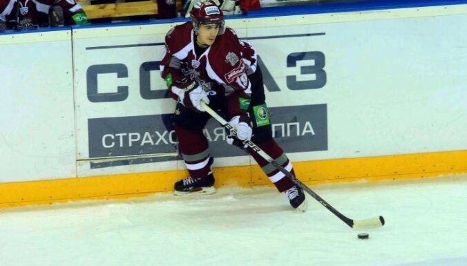 Miķelis Rēdlihs otrajā vietā KHL Zvaigžņu spēles Rietumu konferences uzbrucēju balsojumā
