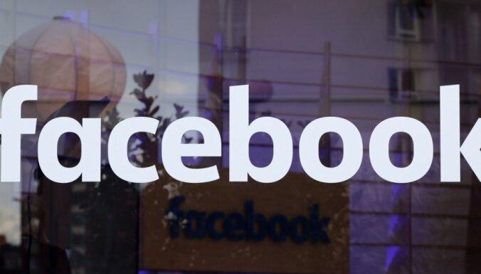 Шеф БПБК: Представители Facebook прибудут в Латвию, чтобы договориться о рекламе на выборах
