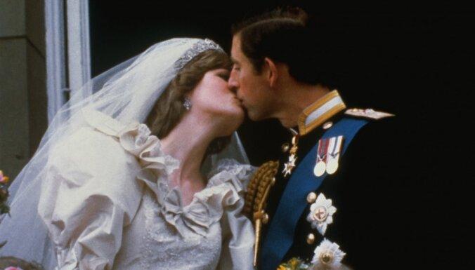 Atklājas traģiski fakti par prinča Čārlza un Diānas kopdzīvi