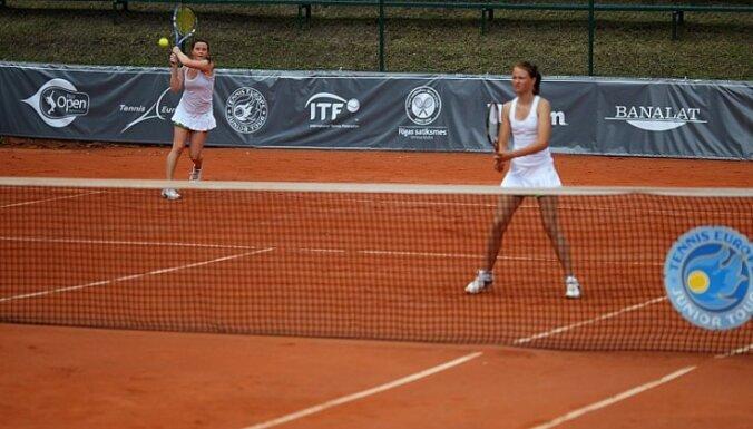 'Riga Open' jubilejas turnīrā startēs labākie jaunie tenisisti no 28 valstīm