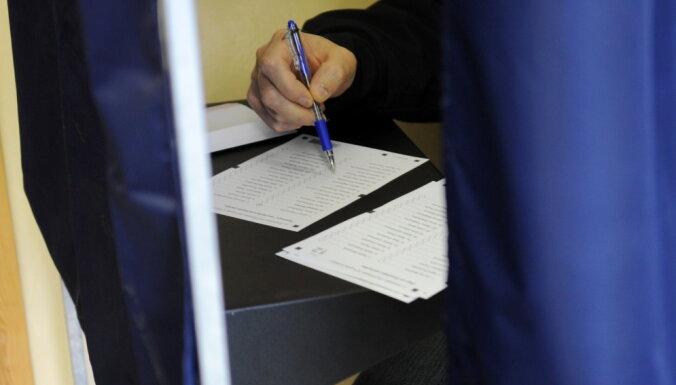 ФОТО: Избиратели активно используют возможность сдать свой голос на хранение