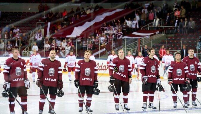 Latvijas izlases hokejisti finansiāli atbalstīs bērnu un jauniešu čempionātu. Atklātā vēstule