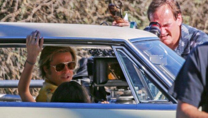 """""""Однажды в Голливуде"""" стал самым успешным фильмом Тарантино"""