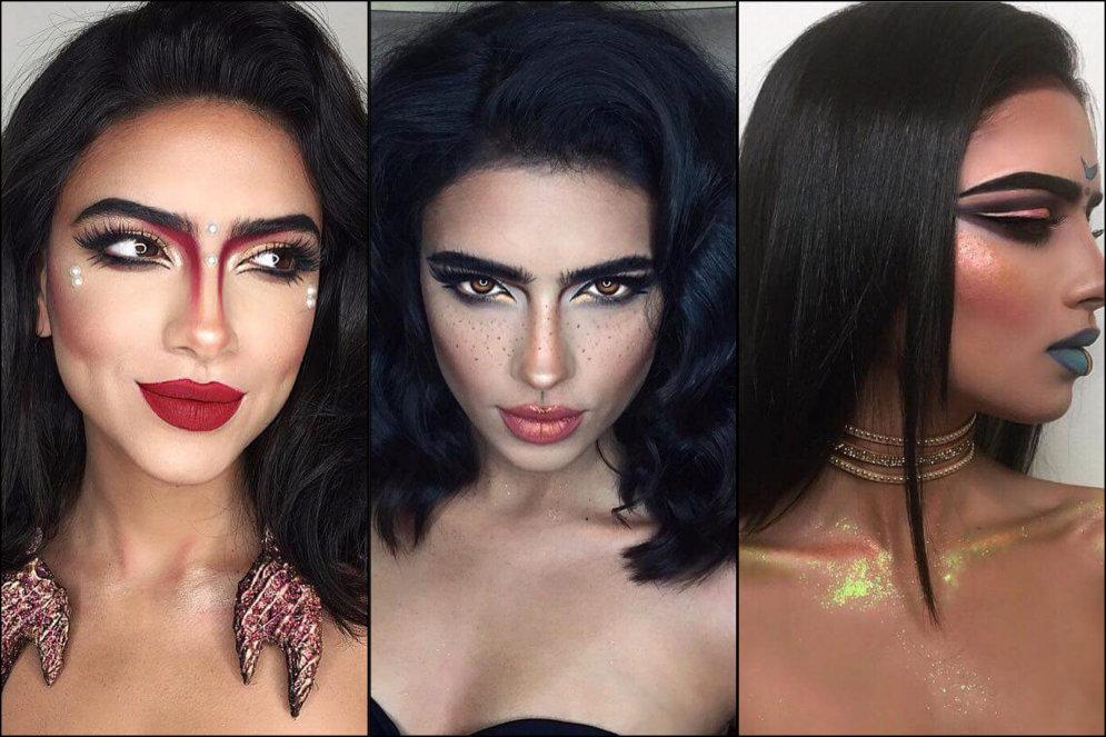ФОТО: Идеальные прически и макияж для всех знаков зодиака