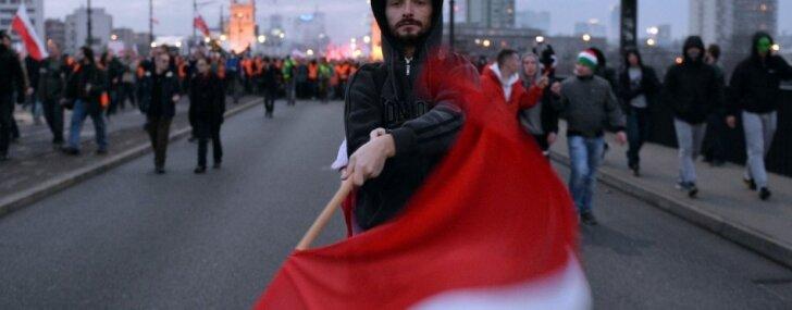 'Delfi' Polijā: 'Putinizācija' un katolis gaļēdājs