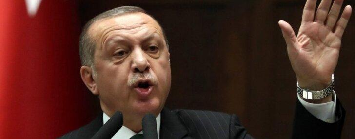 Турецкая разведка узнала о возможном покушении на Эрдогана во время визита на Балканы
