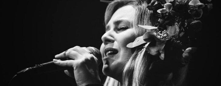 Rīgā uzstāsies zviedru džeza jaunā zvaigzne – dziedātāja Īrisa Bergkranca