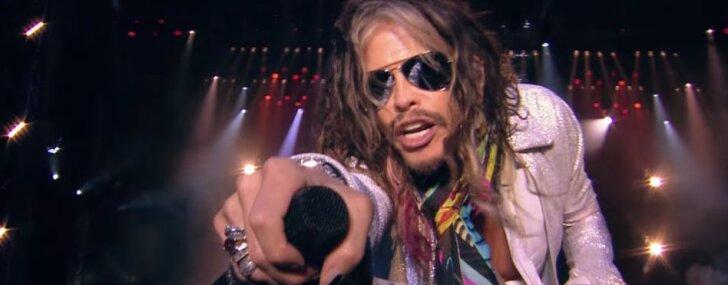 'Aerosmith' izziņo atvadu koncertturneju 'Aero-Vederci Baby!'