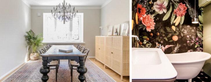 ФОТО. Исторический Кадриорг: квартира в доме эстонской элиты