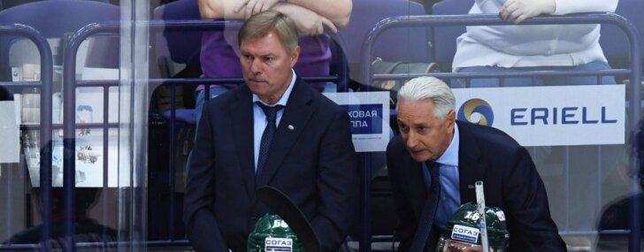 'Ak Bars' pēc uzvaras pār vadību pārņem vadību KHL Austrumu konferencē