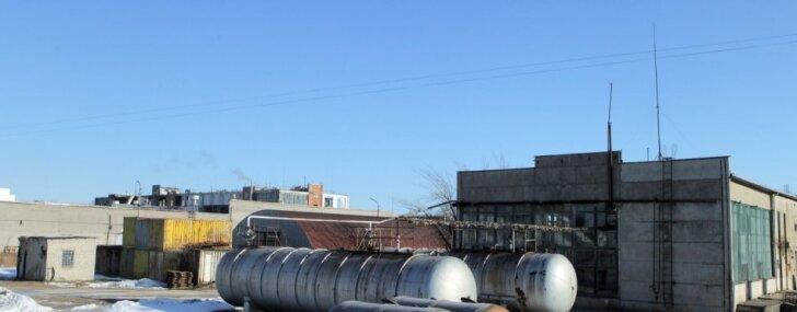 Arī 'Biolars' noliktavā Olainē konstatē neapmierinošu ķīmisko vielu uzglabāšanu