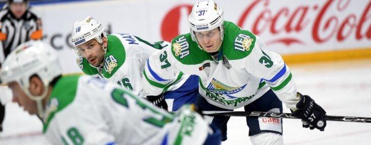 Bārtuļa pārstāvētā 'Salavat Julajev' uzvar KHL vicelīderi CSKA