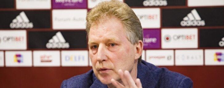Starkovs gaidāmajā Latvijas valstsvienības treniņnometnē vēlas piesaistīt U-21 izlases pussargu Jurkovski