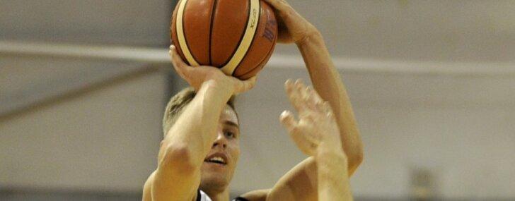 Gludītis kļuvis par ACB komandas 'Baskonia' īpašumu