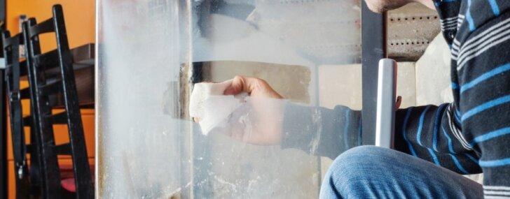 'Tava Māja' pārbaudīts: efektīvs kvēpu tīrīšanas veids ar pelniem