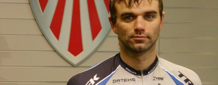Oļegs Meļehs pēc smagas traumas atgriežas riteņbraukšanā
