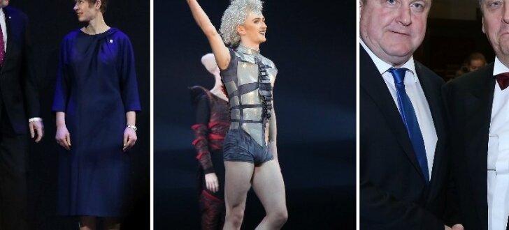 Svinīgi atklātas Igaunijas Nacionālās operas un baleta viesizrādes Rīgā