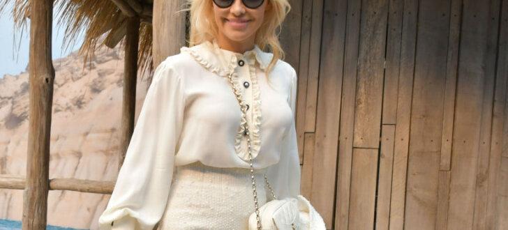 ФОТО: Памела Андерсон восхитила публику изысканным стилем