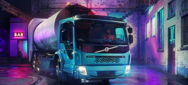 'Volvo Trucks' prezentē jau otro elektrisko kravas auto modeli trīs nedēļu laikā