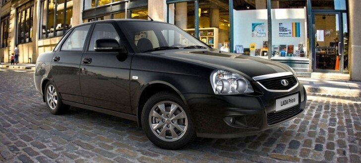 'AvtoVAZ' pārtrauc 'Lada Priora' modeļa ražošanu