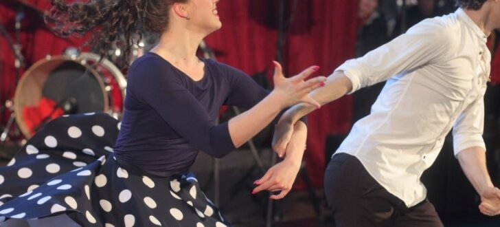 Džezs un grācija dzelzceļa stacijā – atklāts ikgadējais Baltijas baleta festivāls