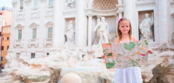 В Риме больше нельзя купаться в фонтанах
