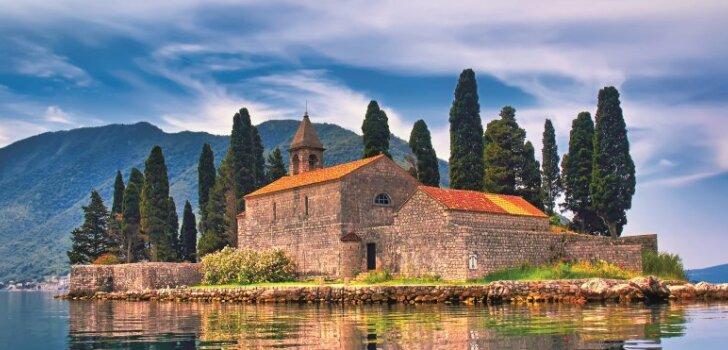 5 brīnišķīgas vietas kalnu ieskautajā Balkānu valstī Melnkalnē