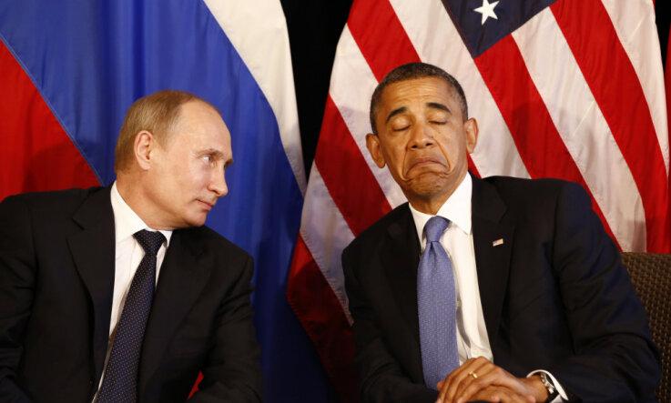 2012 год: Путин и Обама продолжают править, Латвия окрылена
