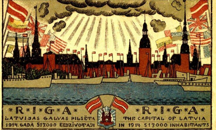 1920 год: Конституционное собрание, гимн, польско-советская война