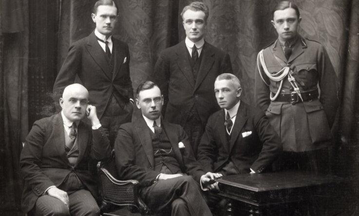 1921 год: Признание Латвии и спор о