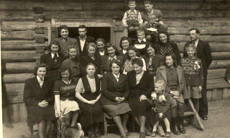 1949 год: Вторая волна депортаций, создание НАТО, Норвегия не признает включение Латвии в СССР