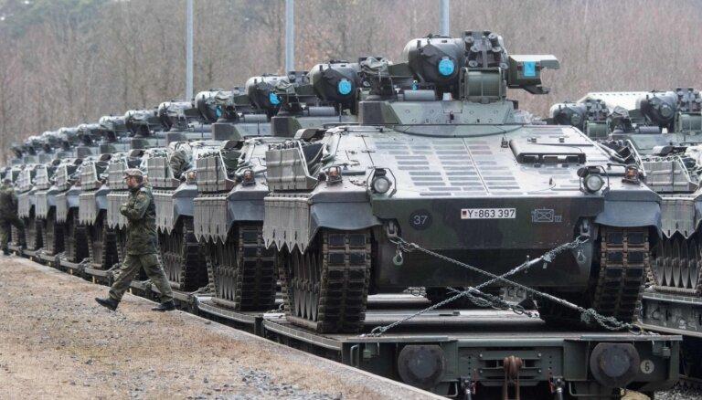 Aizdomās par nopietniem pārkāpumiem no Lietuvas atsaukts Vācijas armijas vads