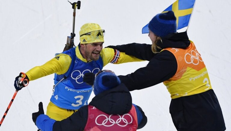 Zviedrijas Olimpiskā komiteja pagaidām rod atbalstu valdībā par 2026. gada ziemas spēļu rīkošanu