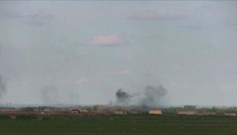 Armēņiem esot plāns dziļākam iebrukumam Azerbaidžānā
