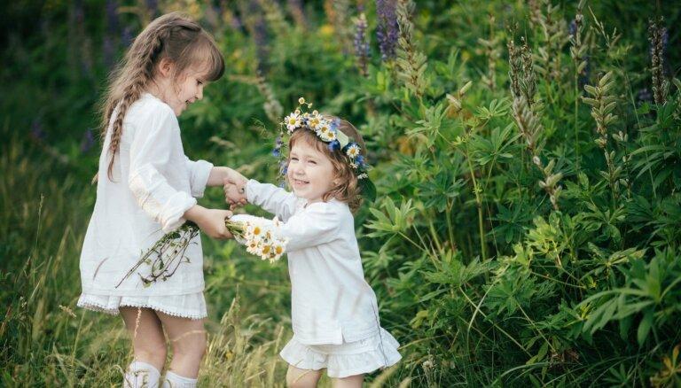 Jāņu svinēšana kā bērniem, tā grūtniecēm – padomu izlase drošiem svētkiem
